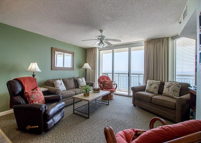 Crescent Shores #1308 South