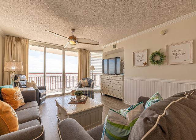 South Shore Villas #701 Amazing Beach Views