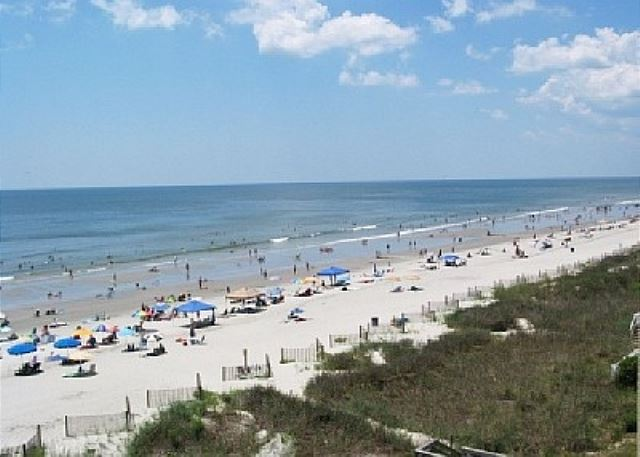 Windy Hill beaches ... some of the prettiest on the Grand Strand.