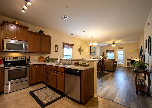 Willow Bend #1411 Lake view First Floor