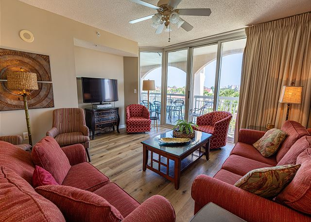 North Tower #309 Intracoastal Waterway Views