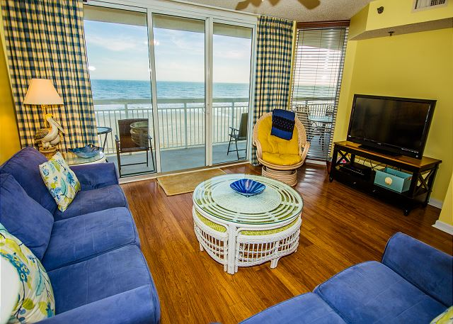 Crescent Shores #310 South Luxury Oceanfront views
