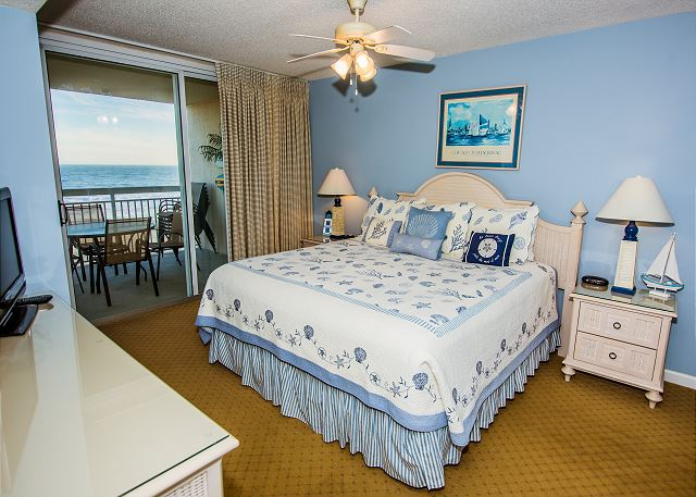 Custom coastal decor and all linens provided during your stay.