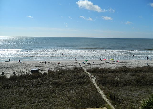 Windy Hill offers some of the most beautiful beaches on the Grand Strand -- just outside your door.