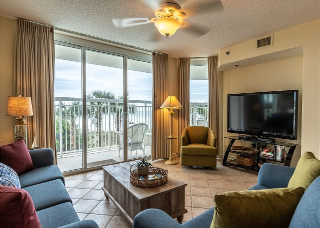 Crescent Shores #108 South Upscale Oceanfront