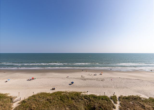 Our beautiful white sandy Crescent Beach is where your memories start!