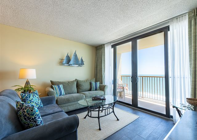 Sea Winds Unit #604 Amazing Oceanfront Views