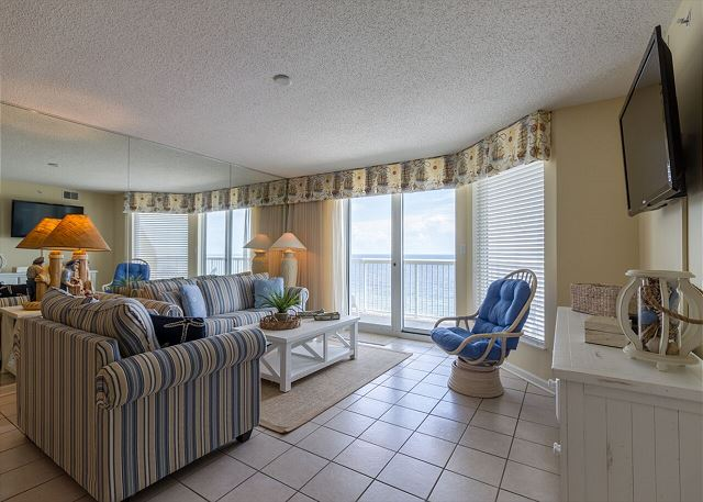 Sunrise Pointe #10G Oceanfront Gem