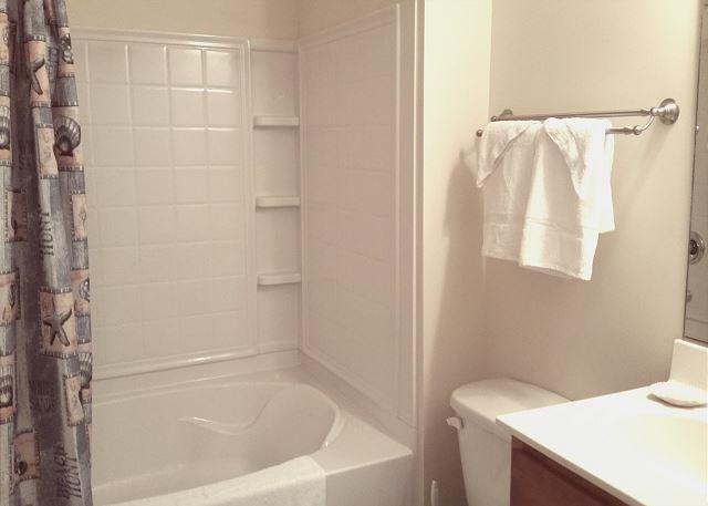 Full private Master bath