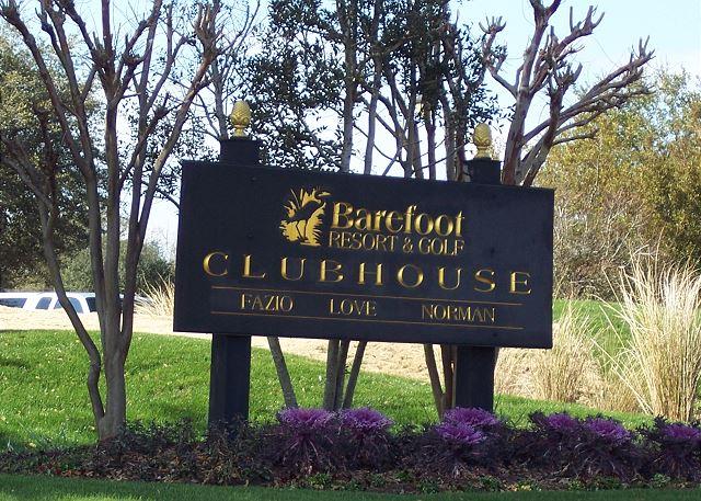 Prestigious gold courses, Fazio, Love, Norman and Dye - open to the public