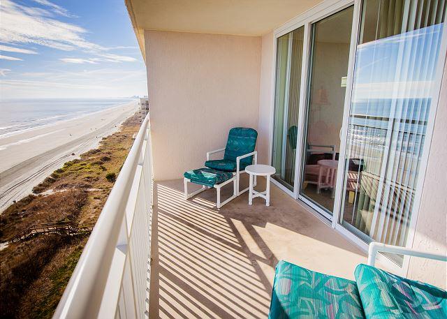 Beach, golf, relax, repeat!!!