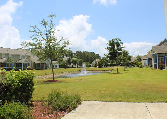 Heron Bay will feel like home away from home -- with the beach as your playground.