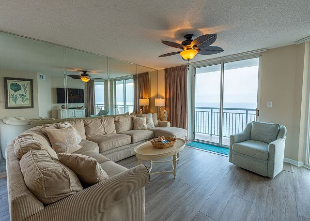 Windy Hill Dunes #1501 Spacious Oceanfront
