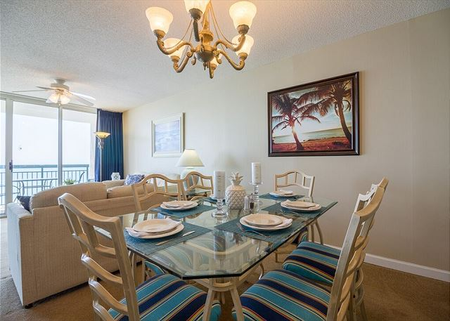 North Shore Villas #1002 Spacious Oceanfront Condo