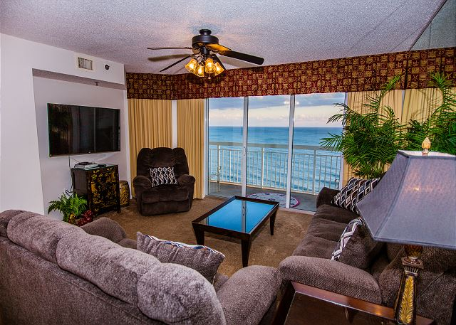Crescent Shores #1703 North Amazing Ocean Views