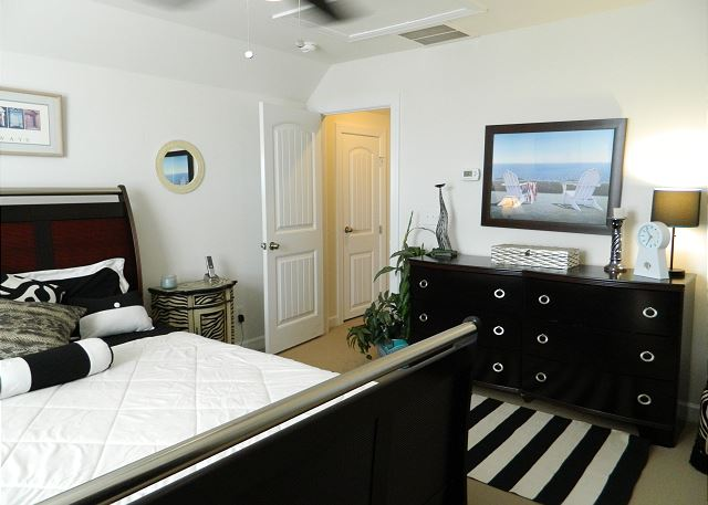 Beautifully furnished upstairs bedroom
