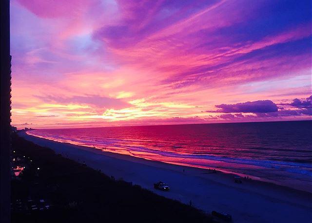 Another Beautiful Sunrise!
