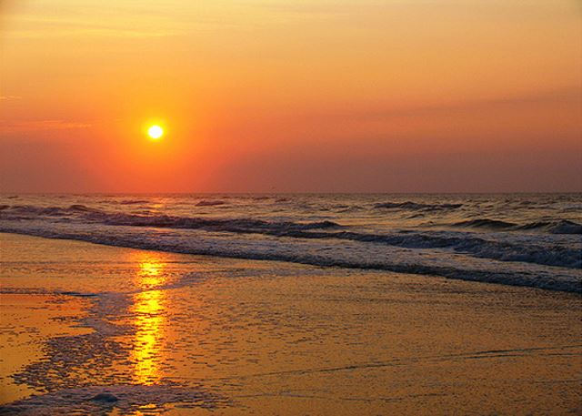 Sparkling sunrises included with your stay!!!