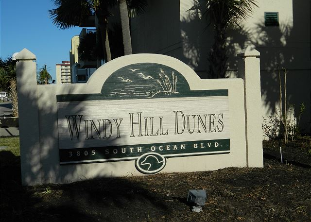 Welcome to Windy Hill Dunes!