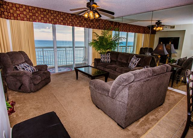 Crescent Shores #1703 North