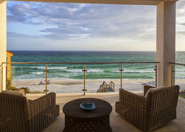 Views from 2nd Floor Master Bedroom