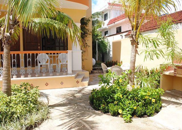Casa Juantia #1 & #2 entrance