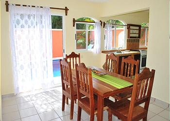 Puerto Morelos House rental - Interior Photo - PRM DR Kitchen