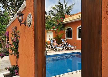 Puerto Morelos House rental - Exterior Photo