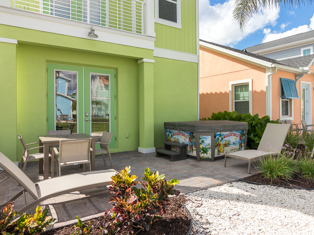 Kissimmee FL Vacation Rental Private Hot Tub