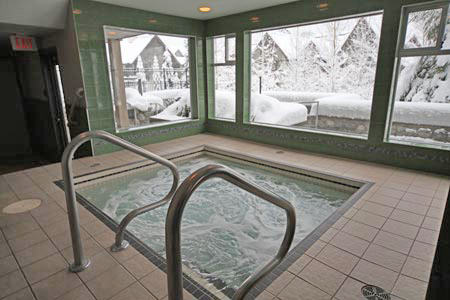Indoor Hot Tub