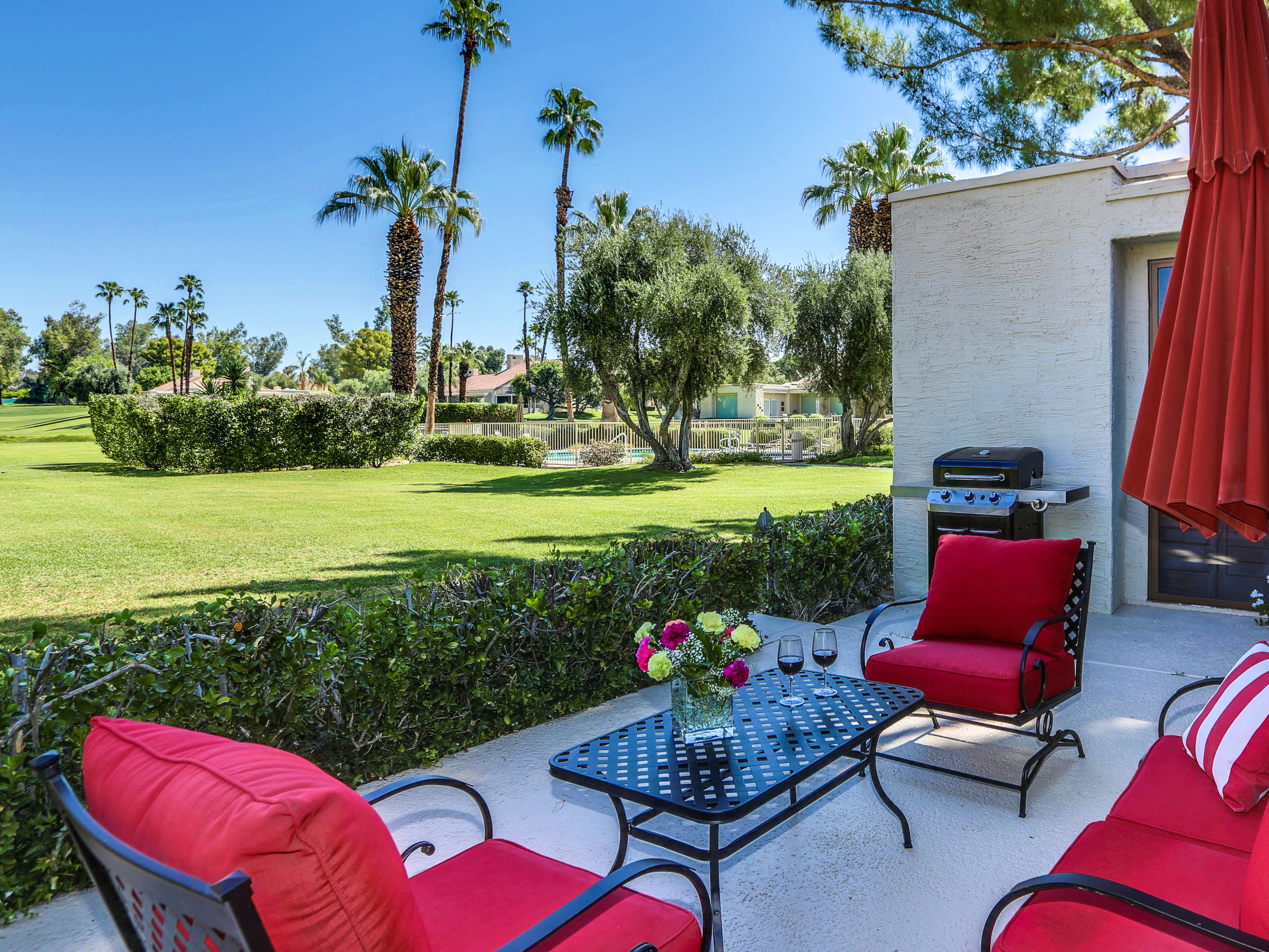 Desert Chic At Mission Hills Country Club Acme House Company