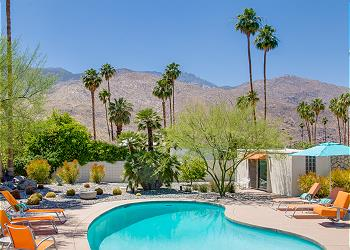 The Atomic Hummingbird - Fabulous Palm Springs Vacation Home Rental