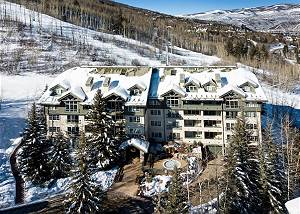 Luxury Beaver Creek ski in/ski out condo with stunning views