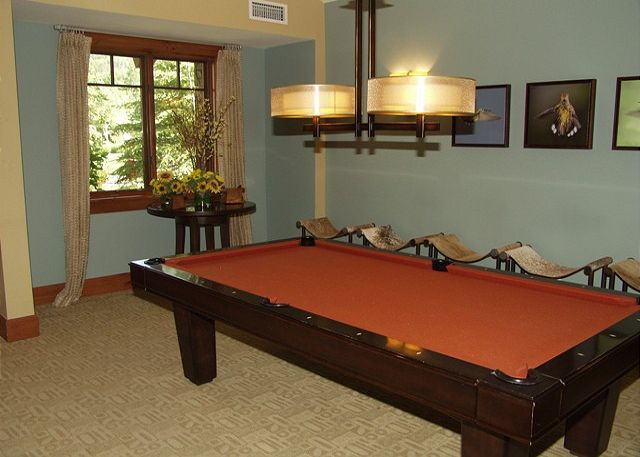 On Site clubhouse with Great Room, workout facilities, outdoor hot tubs, fire pit and reception desk