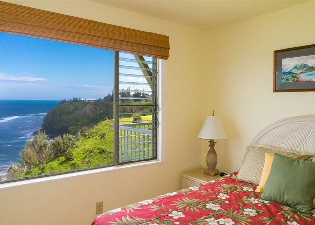 fabulous views without having to leave your bed