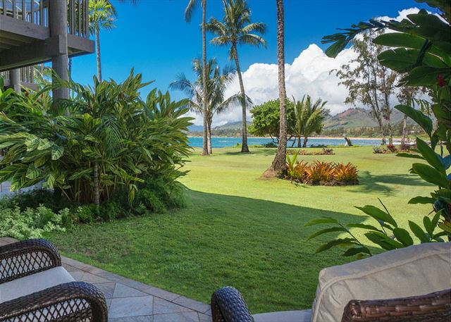Relax on your lanai