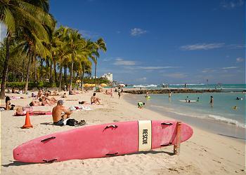 Royal Moana is a Short Stroll From Waikiki\
