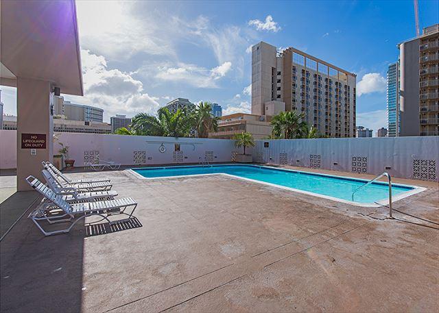 7th floor Pool Deck