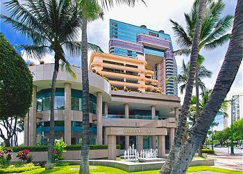 The Waikiki Landmark