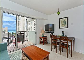 ワイキキ・パーク・ハイツ (Waikiki Park Heights) #1203