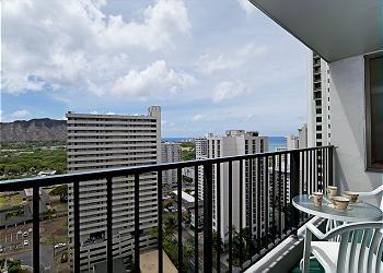 ワイキキ・バニアン (Waikiki Banyan) #2307-T1