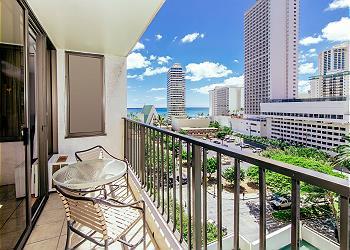 ワイキキ・バニアン (Waikiki Banyan) #912-T1