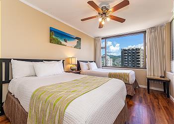 ワイキキ・バニアン (Waikiki Banyan) #1205-T2