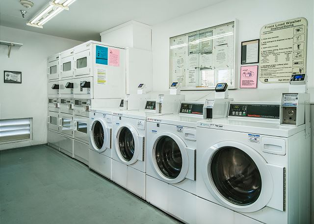 Laundry On-site