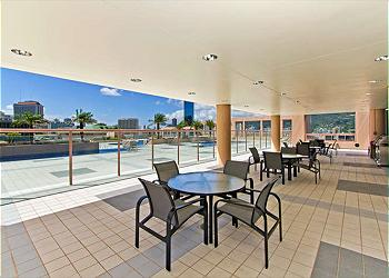 Pool Deck Area with BBQ