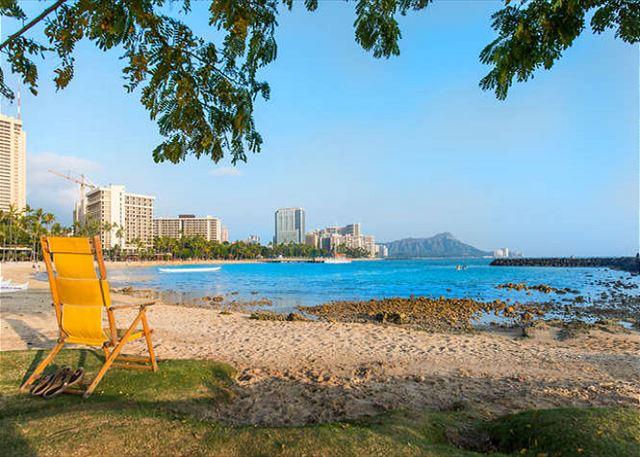 Luxurious condo in prestigious Windsor Waikiki, ID#225883