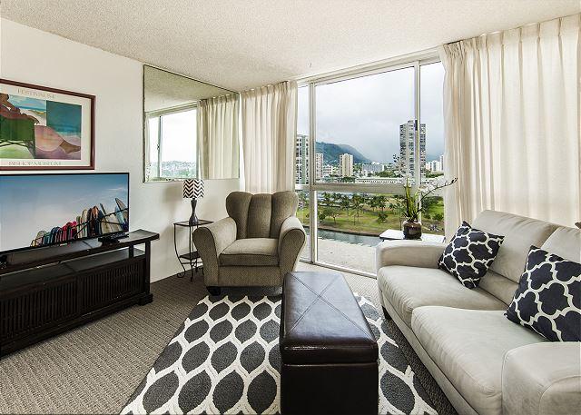 Quiet Living Room For Relaxing