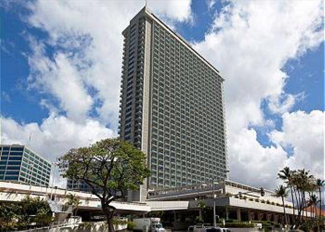 Iconic Ala Moana Hotel