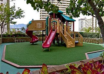 Convenient Banyan Playground on 6th Floor