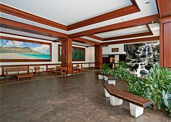 The Banyan Lobby